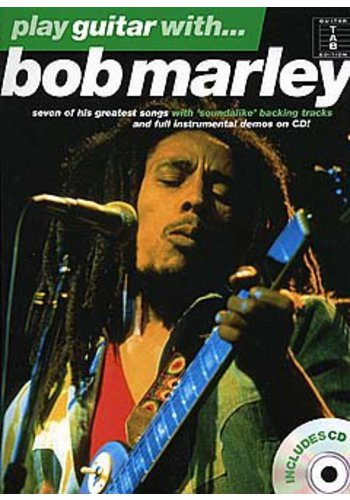 Play Guitar With... Bob Marley (Partition+CD)