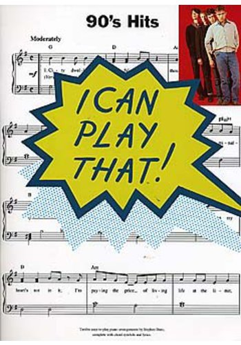 I Can Play That!: 90's Hits