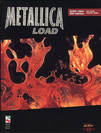 Play It Like It Is Guitar : Metallica - Load (Partition)