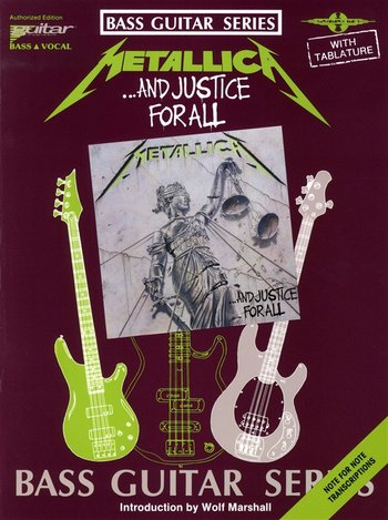 Metallica:... And Justice For All