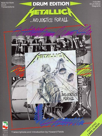Metallica:... And Justice For All Drum Edition