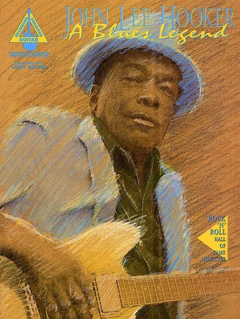 John Lee Hooker : A Blues Legend (Partition)
