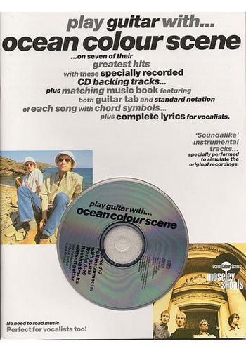 Play Guitar With... Ocean Colour Scene (Partition+CD)