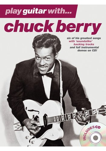 Play Guitar With... Chuck Berry (Partition+CD)