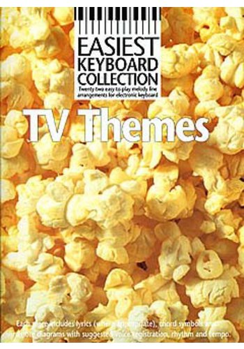 Easiest Keyboard Collection: TV Themes
