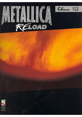 Metallica:Reload EZ Guitar With Riffs And Tab (Partition)