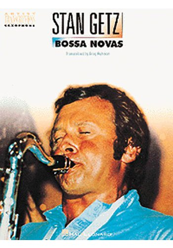 Stan Getz : Bossa Novas Artists Transcriptions
