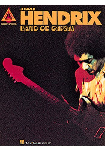 Jimi Hendrix:Band Of Gypsys (Partition)