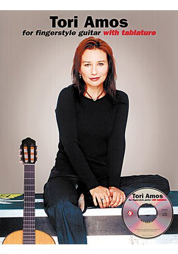 Tori Amos for Fingerstyle Guitar (Partition+CD)