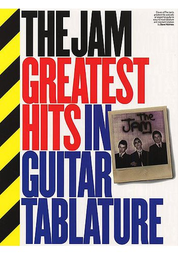 The Jam: Greatest Hits (Partition)