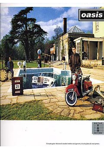 Oasis:Be Here Now (Partition)