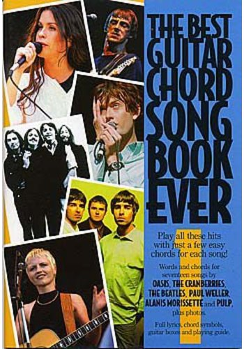 The Best Guitar Chord Songbook Ever Volume 1