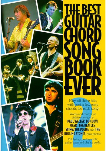The Best Guitar Chord Songbook Ever Volume 2