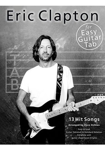 Eric Clapton For Easy Guitar Tab (Partition)