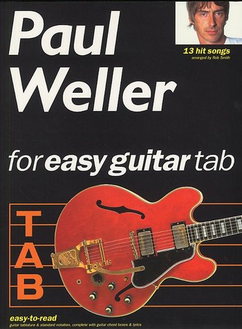Paul Weller For Easy Guitar Tab (Partition)