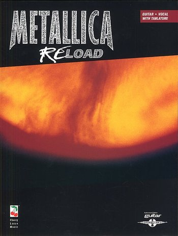 Play It Like It Is Guitar : Metallica - Reload (Partition)
