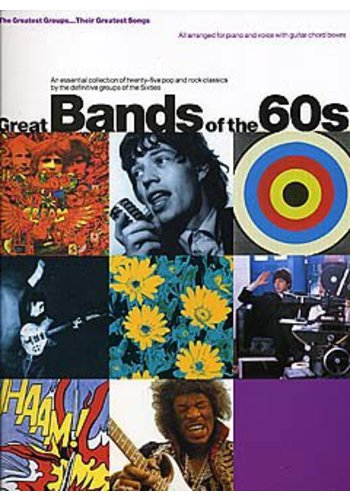 Great Bands Of The 60s