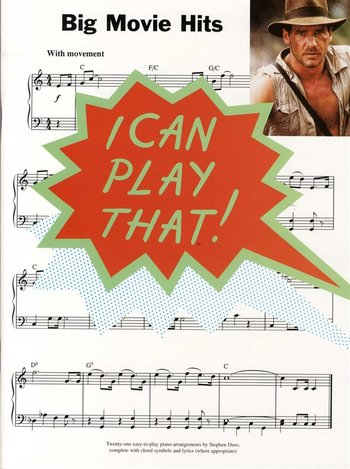 I Can Play That!: Big Movie Hits