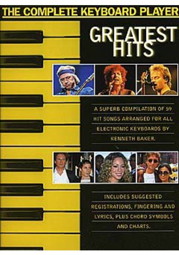 The Complete Keyboard Player:Greatest Hits