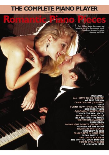 Complete Piano Player: Romantic Piano Solos