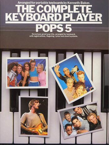 The Complete Keyboard Player Pops 5