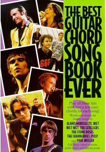 The Best Guitar Chord Songbook Ever Volume 3