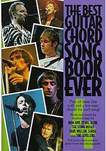 The Best Guitar Chord Songbook Ever Volume 4
