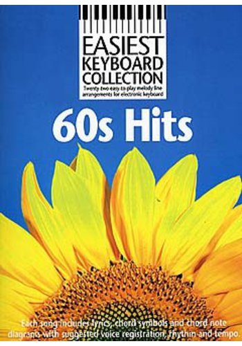 Easiest Keyboard Collection: 60s Hits