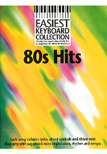 Easiest Keyboard Collection: 80s Hits