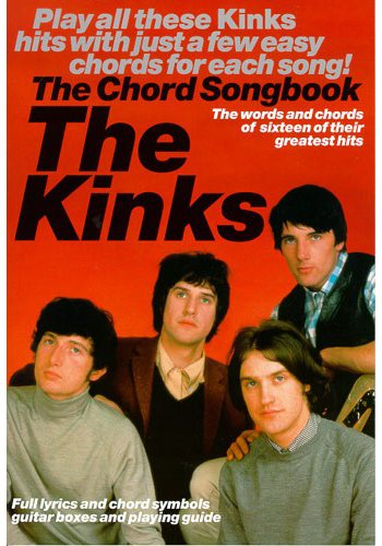 The Kinks: The Chord Songbook