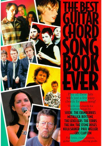 The Best Guitar Chord Songbook Ever Volume 5