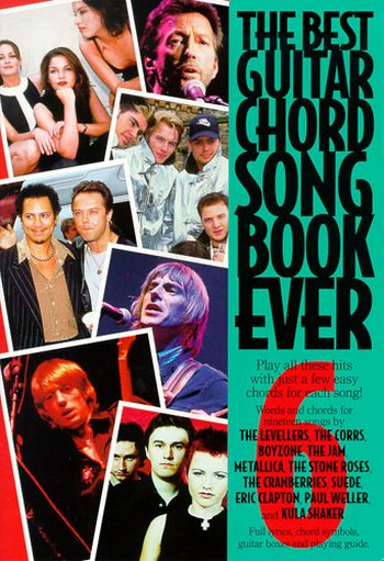The Best Guitar Chord Songbook Ever Volume 6