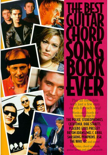 The Best Guitar Chord Songbook Ever 8