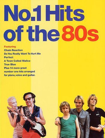 The No.1 Hits Of The 80s