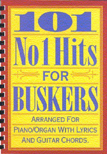 101 Number One Hits For Buskers