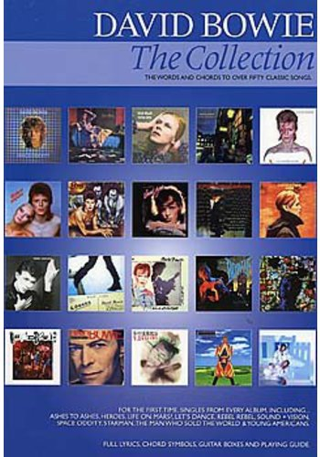 David Bowie: Chord Songbook