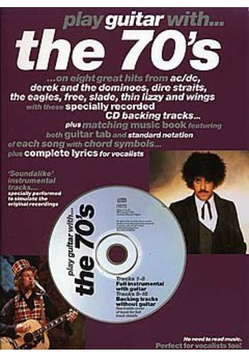 Play Guitar With… The 70s (Partition+CD)