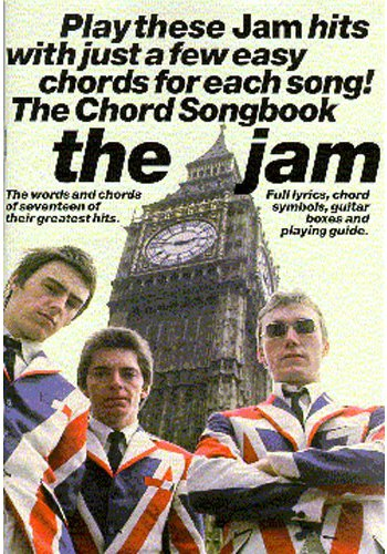 The Jam: Chord Songbook (Partition)