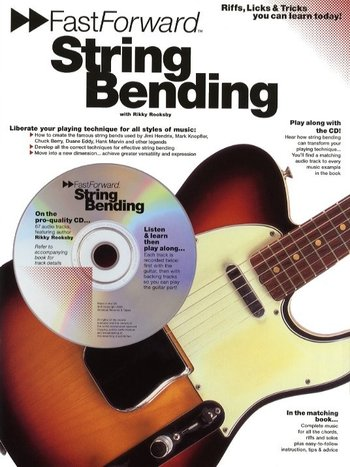 Fast Forward String Bending (Partition+CD)