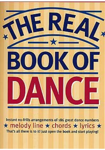 The Real Book Of Dance