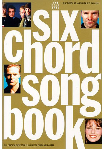 6 Chord Songbook Gold