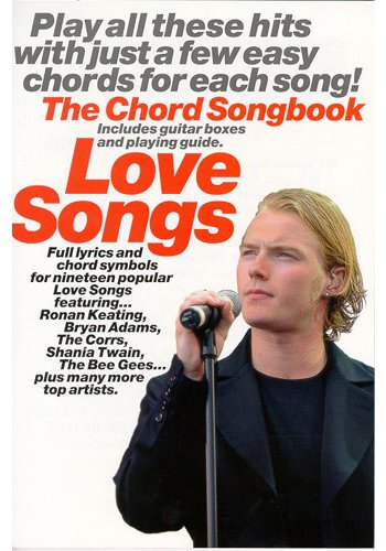 Love Songs: The Chord Songbook