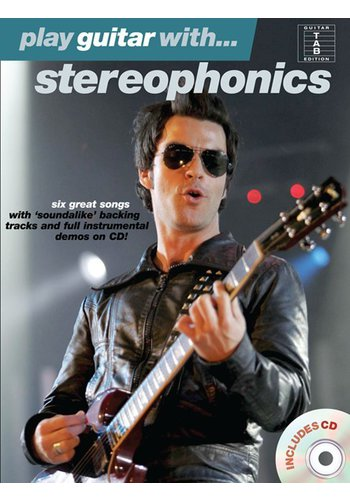 Play Guitar With… Stereophonics (Partition+CD)