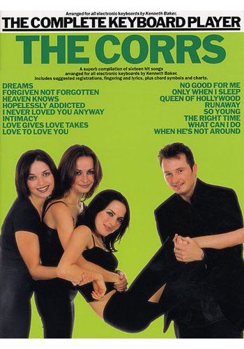 The Complete Keyboard Player The Corrs