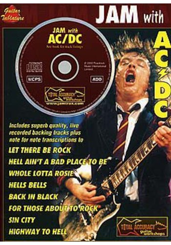 Jam With... AC/DC (Partition+CD)