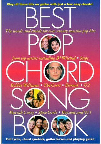 Best Pop Chord Songbook Ever