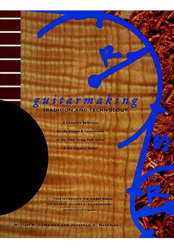 Guitar Making And Tradition And Technology (Partition)