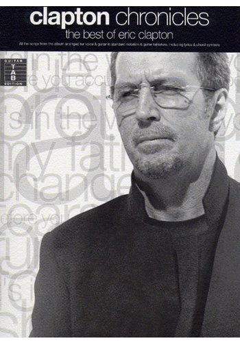 Clapton Chronicles The Best Of Eric Clapton (Partition)