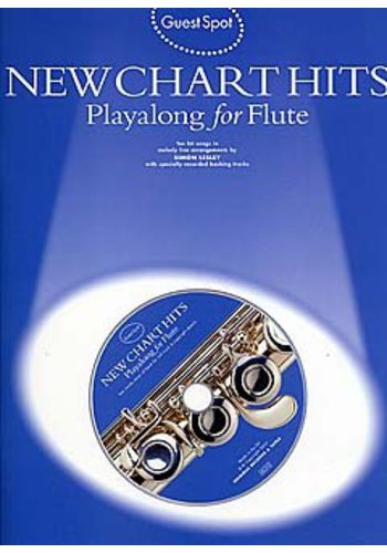 Guest Spot: New Chart Titles Playalong For Flute