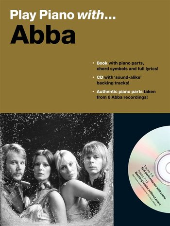 Play Piano With… Abba
